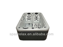 Chinese factory super selling outdoor wanna spa with competitive price-S502