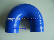 63mm-U style silicone hose high performance ,silicone joiner car racing