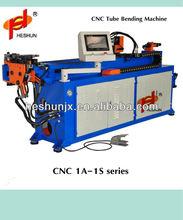HSB38CNC Bending Machine / CNC Tube Bender For Exhaust Pipe
