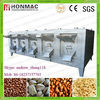 Factory price automatic oil seed roaster machine/bean roaster/electric cashew roaster