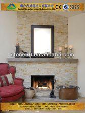 beautiful fireplace insert