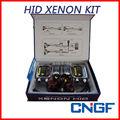 H4-2 bi- xenon hid kit de conversion avec 35w 55w 3000k-12000k