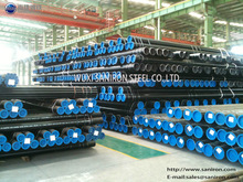 API 5L/A106/A53 Seamless Carbon Steel Pipes/Tubes