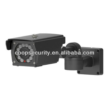 True Day and Night Long IR Distance Color CCD Cameras