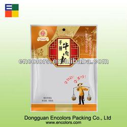 Plastic frozen bag/forzen packaging bag/plastic food bag