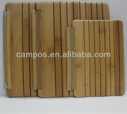 bamboo smart cover for iPad 2 and iPad 3