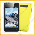 Android telefono mobile di fabbrica a basso costo 3g gps 2 telecamere androide 4.1 512mb/4gb mobile