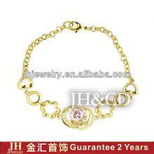 JH 18K Gold Plated Bracelet bracelet ball pen