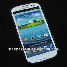 TPU cover case for samsung galaxy s3 i9300