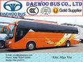 50 lugares turísticos de luxo gdw6121hk autocarros de turismo treinador