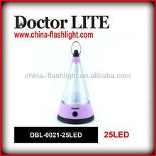 Hotselling Plastic LED mini lantern for Outdoor Activity