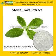 100% Natural stevioside stevia