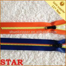 5# waterproof zipper o/e nice free run