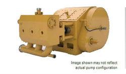 Triplex Frac pumps fluidend and power end
