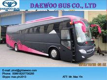 50 seater luxury tour autobus for sale(6121HK5)