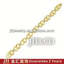 JH 18K Gold Plated Bracelet 2012 popular bracelet for women