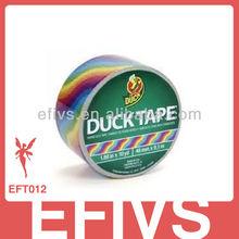 Packing designer decorative waterproof duct tape