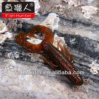 2015 crab lure wholesale soft plastic bait