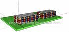beautiful prefab modular shipping container hotel units