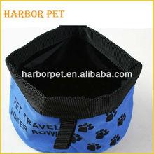 Folding Nylon Pet Travel Bowl Wholesale