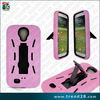 combo 2in1 silicon&pc case cover for samsung galaxy s4 i9500