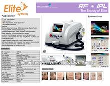 syneron elos.hair epilator big spot elite SHR system,fast permanent face and body laser hair removal epilation. TGA FDA approved