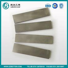 Cheap carbide strips/precision carbide strips/chamfered carbide strips