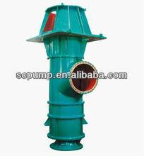 Large capacity, small head Type HLB,HLBK,HLKS,HLKT Vertical Mixed Flow Pumps
