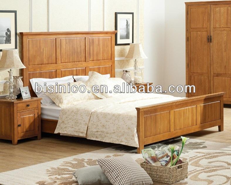 Inglês Natural móveis rústicos, Mobília do quarto  ~ Quarto Rustico Em Madeira