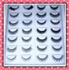 hand made false eyelashes from factory directly
