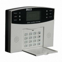 Home security wireless alarm system GSM based