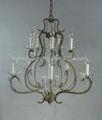 clássico europeu candelabro barato para casa e decoração do hotel