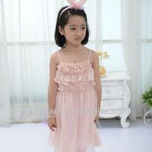 Hot sell latest dress designs for girls summer 2013
