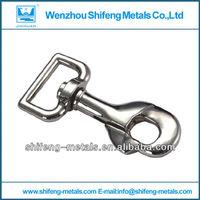 dog chain hook;dog collar hook;dog leash metal hook