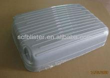 Vacuum formed plastic Luggage Box cover