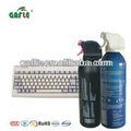 Polvo limpiador del teclado del aerosol