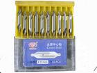 hss din333 standard center drill bits dental drill bits