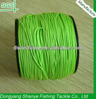 300LB UHMWPE Fluo Green Braided Fishing Line Chinese Hot Selling OEM