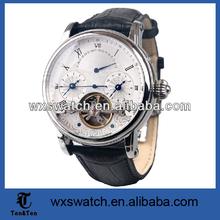 Mechanical chronograph movement watch automatic watches men