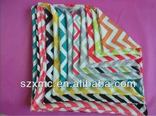 100% cotton fiber ball filling knit throw pillow case