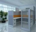 Divisor de cubículo, oficina de sistemas de divisor