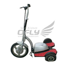 CE Approved 350W Electric Scooter Zappy with Permanent-magnet Brushless DC Motor electric scooter in indias