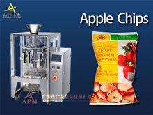 Apple chips/apple crisp/dry fruit packing machine