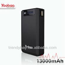 YOOBAO Mobile Power Bank YB-655 Pro yoobao power bank 13000mah