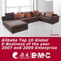 Arabe. vivant canapé mobilier moderne