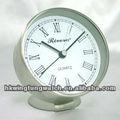 Aço inoxidável relógio de mesa by812/relógio de mesa