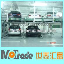 intelligent commercial car parking garage