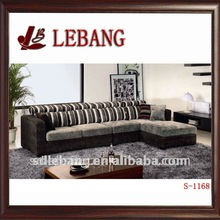 fabric cover sofa S-1168