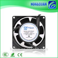 110V 220V ac instrument cooling fan 12038 8038 8025