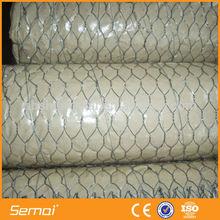 Semai high quality 1m galvanized anping hexagonal wire mesh ( ISO 9001)